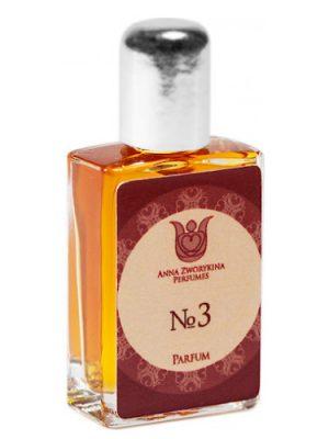 Anna Zworykina Perfumes № 3 Anna Zworykina Perfumes для мужчин и женщин