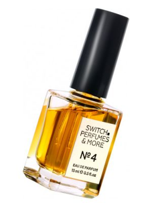 SWITCH Perfumes № 4 SWITCH Perfumes для мужчин и женщин