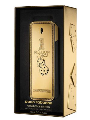 Paco Rabanne 1 Million Monopoly Collector Edition Paco Rabanne для мужчин