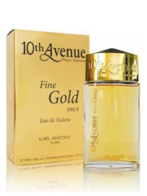 10th Avenue Karl Antony 10th Avenue Fine Gold 999.9 10th Avenue Karl Antony для мужчин