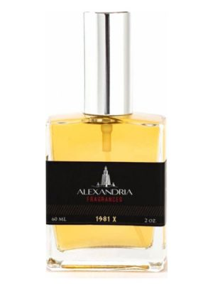 Alexandria Fragrances 1981X Alexandria Fragrances для мужчин и женщин