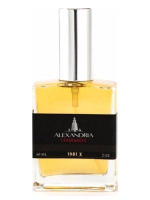 Alexandria Fragrances 1981X Alexandria Fragrances для мужчин и женщин