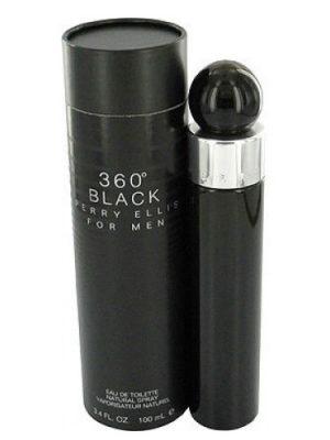 Perry Ellis 360° Black for Men Perry Ellis для мужчин