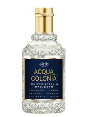 4711 4711 Acqua Colonia Juniper Berry & Marjoram 4711 для мужчин и женщин