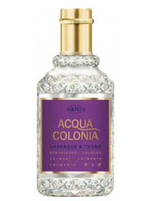 4711 4711 Acqua Colonia Lavender & Thyme 4711 для мужчин и женщин