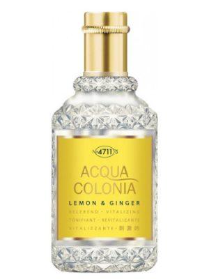4711 4711 Acqua Colonia Lemon & Ginger 4711 для мужчин и женщин