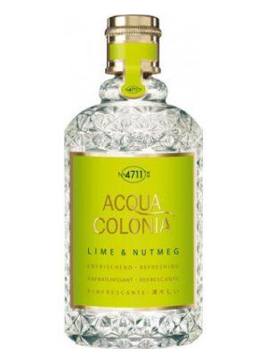 4711 4711 Acqua Colonia Lime & Nutmeg 4711 для мужчин и женщин
