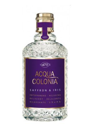 4711 4711 Acqua Colonia Saffron & Iris 4711 для мужчин и женщин
