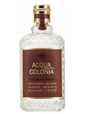 4711 4711 Acqua Colonia Vetyver & Bergamot 4711 для мужчин и женщин
