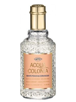 4711 4711 Acqua Colonia White Peach & Coriander 4711 для мужчин и женщин