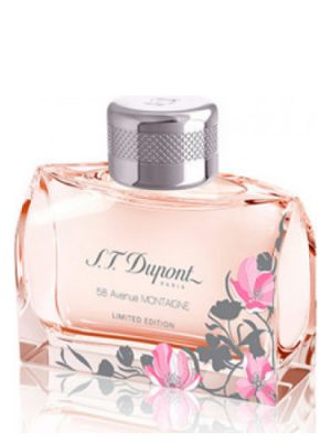 S.T. Dupont 58 Avenue Montaigne Pour Femme Limited Edition S.T. Dupont для женщин