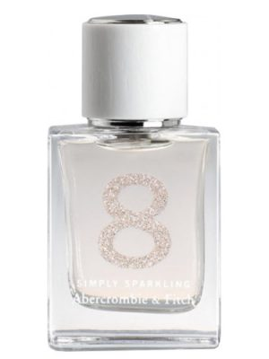 Abercrombie & Fitch 8 Simply Sparkling Abercrombie & Fitch для женщин