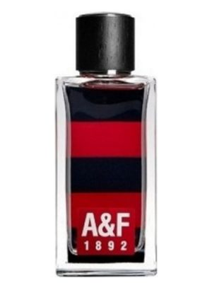 Abercrombie & Fitch A & F 1892 Red Abercrombie & Fitch для мужчин