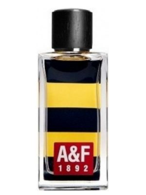 Abercrombie & Fitch A & F 1892 Yellow Abercrombie & Fitch для мужчин