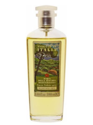 Borsari Acqua Della Macchia Mediterranea Borsari для мужчин и женщин