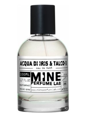 Mine Perfume Lab Acqua Di Iris & Talco-23 Mine Perfume Lab для мужчин и женщин