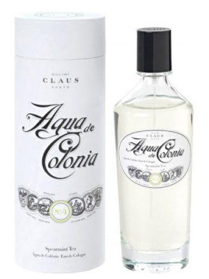 Claus Porto Agua De Colonia No.4 Spearmint Tea Claus Porto для мужчин и женщин