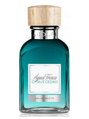 Adolfo Dominguez Agua Fresca Citrus Cedro Adolfo Dominguez для мужчин