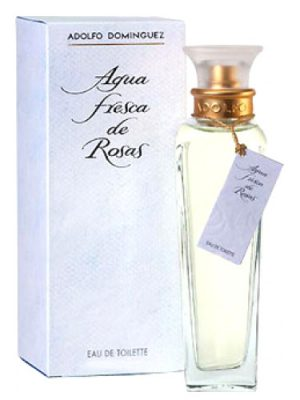 Adolfo Dominguez Agua Fresca de Rosas Adolfo Dominguez для женщин
