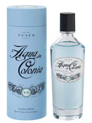 Claus Porto Agua de Colonia No.6 Luxurious Ebony Claus Porto для мужчин и женщин