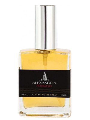 Alexandria Fragrances Alexander The Great Alexandria Fragrances для мужчин