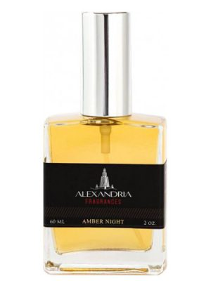 Alexandria Fragrances Amber Night Alexandria Fragrances для мужчин и женщин