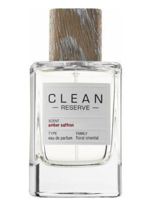 Clean Amber Saffron Clean для мужчин и женщин