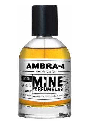 Mine Perfume Lab Ambra-4 Mine Perfume Lab для мужчин и женщин