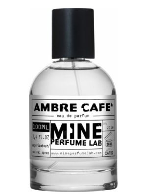 Mine Perfume Lab Ambre Cafe' Mine Perfume Lab для мужчин и женщин