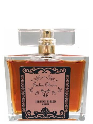 Jehanne Rigaud Parfums Ambre Obscur Jehanne Rigaud Parfums для мужчин и женщин