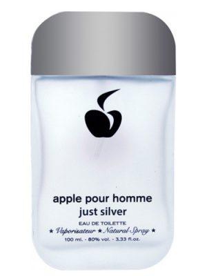 Apple Parfums Apple Just Silver Apple Parfums для мужчин