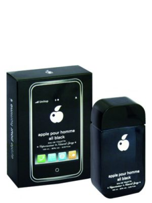 Apple Parfums Apple Pour Homme All Black Apple Parfums для мужчин