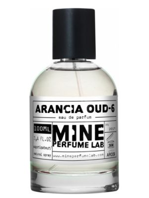 Mine Perfume Lab Arancia Oud-6 Mine Perfume Lab для мужчин и женщин