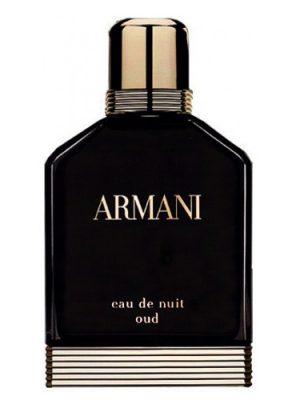 Giorgio Armani Armani Eau de Nuit Oud Giorgio Armani для мужчин