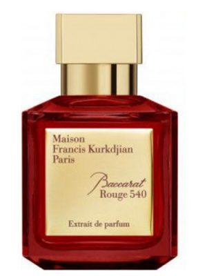 Maison Francis Kurkdjian Baccarat Rouge 540 Extrait de Parfum Maison Francis Kurkdjian для мужчин и женщин