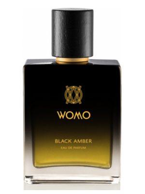 Womo Black Amber Womo для мужчин