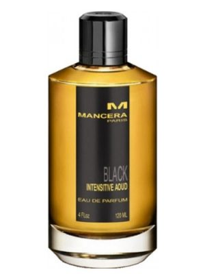 Mancera Black Intensitive Aoud Mancera для мужчин и женщин