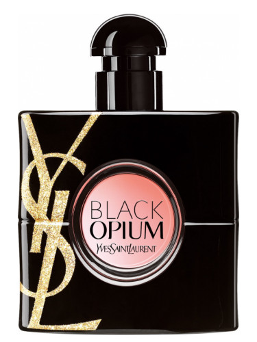 Yves Saint Laurent Black Opium Gold Attraction Edition Yves Saint Laurent для женщин