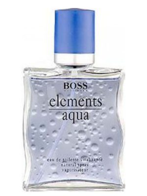 Hugo Boss Boss Elements Aqua Hugo Boss для мужчин