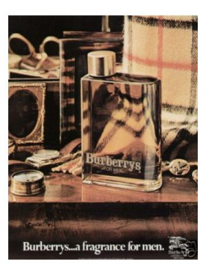 Burberry Burberrys for Men (1981) Burberry для мужчин