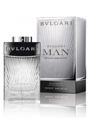 Bvlgari Bvlgari Man The Silver Limited Edition Bvlgari для мужчин