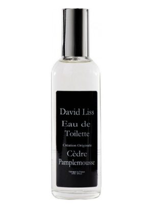 David LISS Parfums Cédre Pamplemousse David LISS Parfums для мужчин