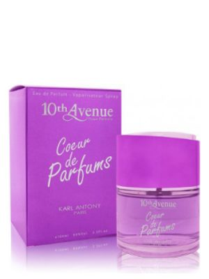 10th Avenue Karl Antony Cœur de Parfums 10th Avenue Karl Antony для женщин