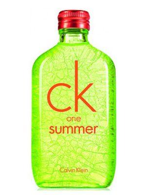 Calvin Klein CK One Summer 2012 Calvin Klein для мужчин и женщин