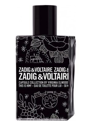 Zadig & Voltaire Capsule Collection This Is Him Zadig & Voltaire для мужчин