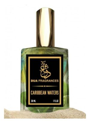 Dua Fragrances Caribbean Waters Dua Fragrances для мужчин и женщин