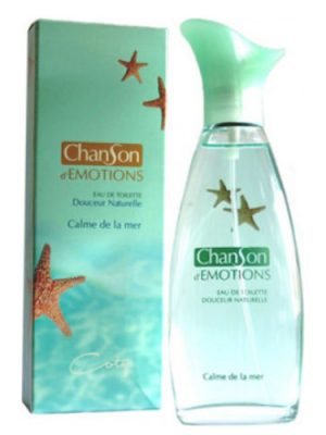 Coty Chanson ďEmotions Calme de la Mer Coty для женщин