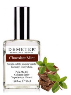 Demeter Fragrance Chocolate Mint Demeter Fragrance для мужчин и женщин