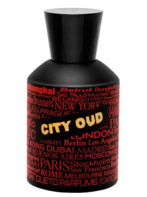Dueto Parfums City Oud Dueto Parfums для мужчин и женщин