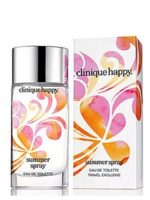 Clinique Clinique Happy Summer Spray 2009 Clinique для женщин